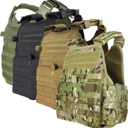 Condor MOPC Gen II Tactical Vest w/ Molle-Padded Shoulder Straps
