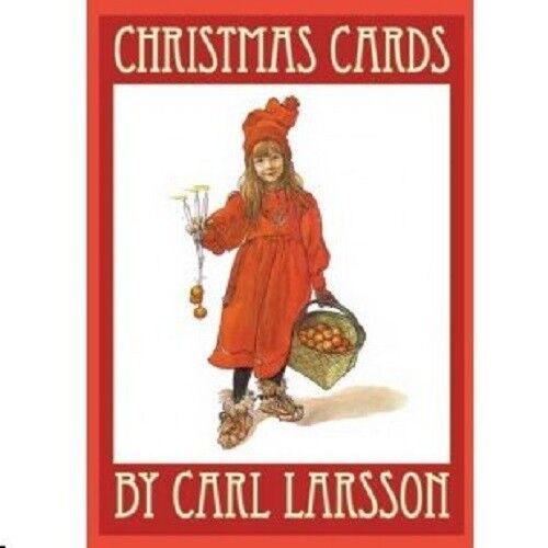 Carl Larsson Christmas Cards, NEW