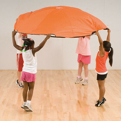 US Games 6 ft. Parachutes - Set of 6