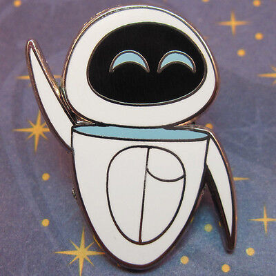 DISNEY PIN WALL-E EVE PIXAR