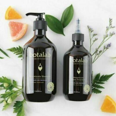 [Incellderm]Botalab+Deserticola+Hair+Care+Set+Shampoo+500ml+Treatment+300ml