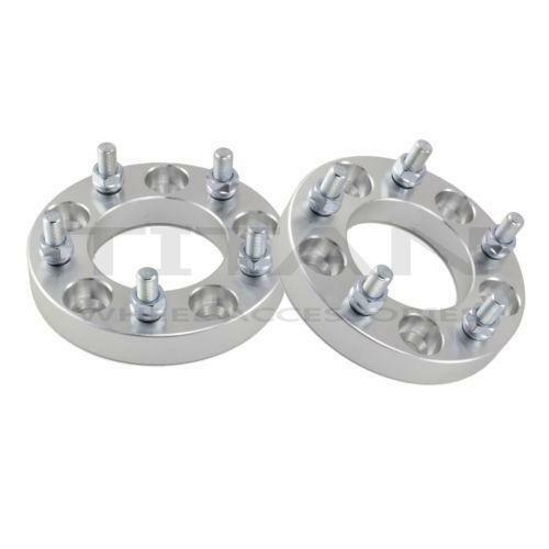 1 Inch Wheel Spacers : Inch wheel spacers ebay