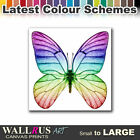 Canvas Butterfly Framed Abstract Decorative Posters & Prints