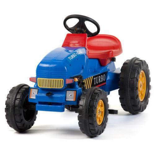 Tractor Toys For Boys : Toy riding tractors wow