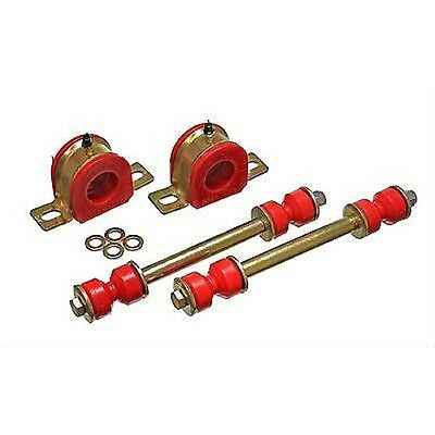 - Energy Suspension Bushings Front Sway Bar Polyurethane Red 32mm Dodge Ram