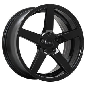 18 inch ruffino rims and rubber 114.3