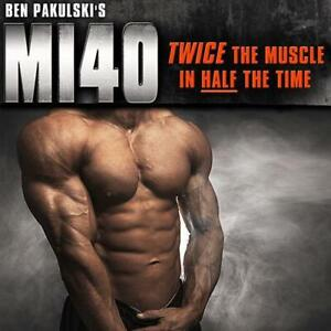 Bodybuilding Workouts Program - Workout Routines To Build Muscle Fast - Mi40x
