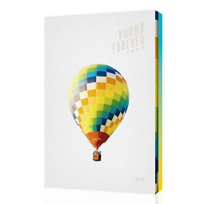 BTS-[YOUNG FOREVER] Special Album DAY ver. 2CD+POSTER+2p Card+112p Photo Book