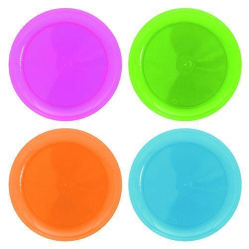 Hard Plastic Plates Ebay