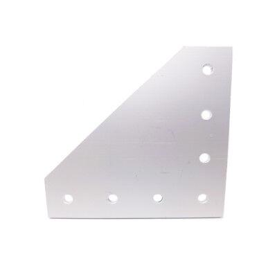 1pcs 3030 90 Degree Joining Plate 7 Holes Eu Standard Aluminum Profile Slot