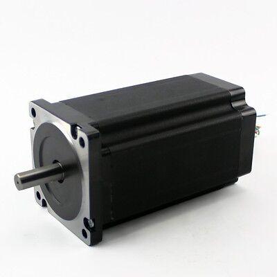 1 Pcs Nema 34 Single Shaft Stepper Motor 1810 Oz-in