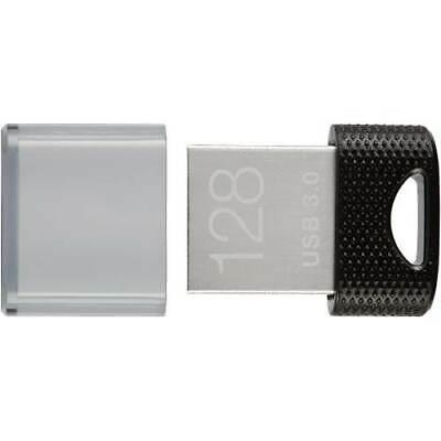 Pny - Elite X 128gb Usb 3.0 Flash Drive - Black/silver