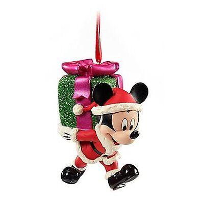 Disney julgrangåvan JULTOMTE MICKEY MOUSE ORNAMENT Gullig