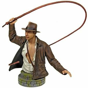 Statue Gentle Giant Indiana Jones Collectible Mini Bust