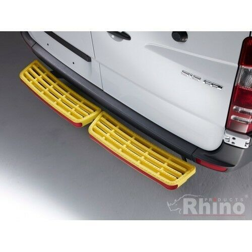Yellow Twin Step Rhino SafeStep™ - Vauxhall Movano 2010 Onwards