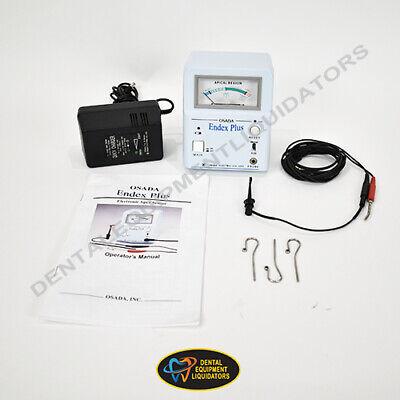 Dental Apex Sensor Endex Plus Two Apex Locators Built Into One Compact Console