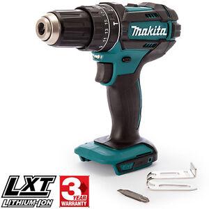 Makita DHP482Z Combi Drill 18V Cordless LXT Li-ion Body Only Replaces DHP456Z