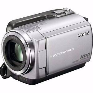 Sony Digtal HQ Handycam DCR-SR67 with 80GB HDD Jacana Hume Area Preview