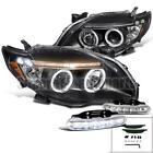 2010 Toyota Corolla LED Headlights