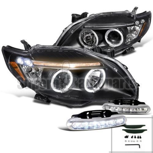 2010 Toyota Corolla Led Headlights Ebay