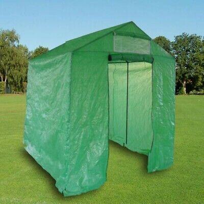 Invernadero 200 x 250 x 214cm Huerto Protegido de Plástico