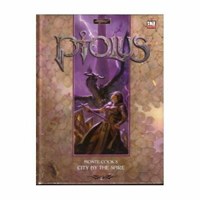 Ptolus: City by the Spire (5E Compatible) - D&D Setting by Monte Cook - New!
