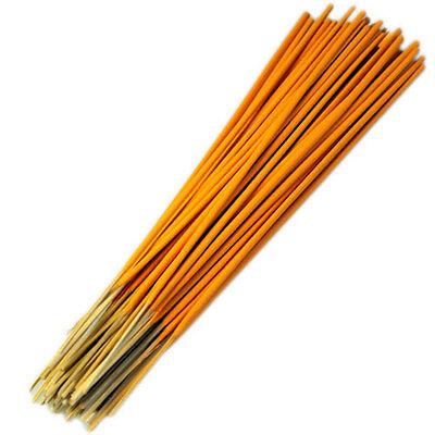~100~ Genuine ~Peach~Loose Indian Incense Sticks~uk seller~