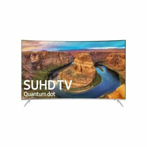 """Samsung TV and Wall mount - 49"""" Class KS8500 Curved 4K SUHD"""