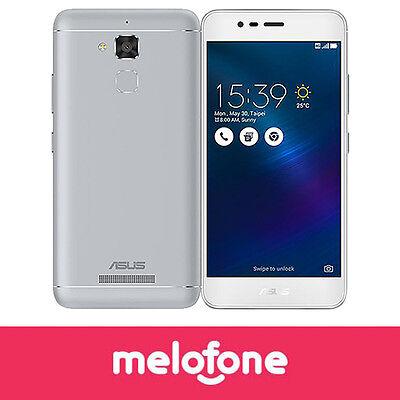 """Asus Zenfone 3 Max ZC520TL Dual 5.2"""" 32GB 3GB RAM Silver Unlocked Smartphone NEW"""