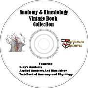 Vintage Anatomy Book