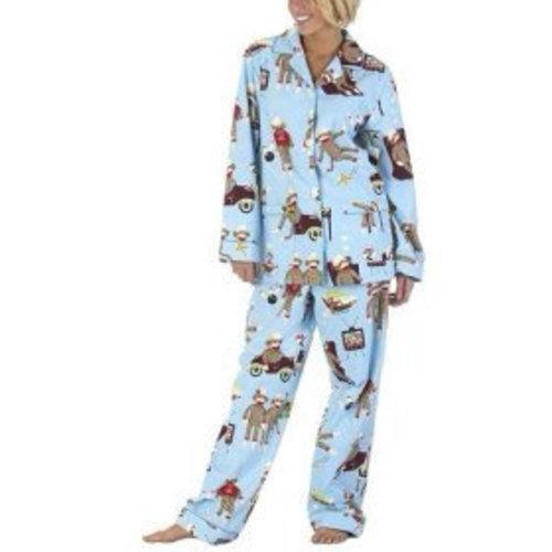db177bb09e Sock Monkey Pajamas  Clothing