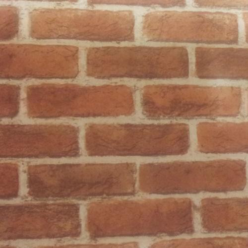 Brick Wall Paper brick wall decal | ebay