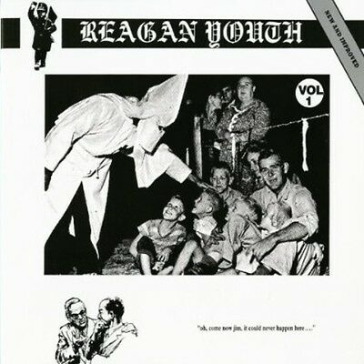 Reagan Youth - Volume 1 [New Vinyl]