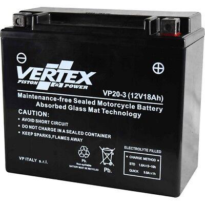 Harley Davidson VRSCDX 1250 Night Rod Special ABS VR1 HHH 2010 Gel AGM Battery