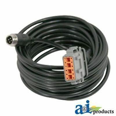 Trm20 Universal Power Video Trimble Fmx Cfx Fm-750 Or Fm-1000 Display Cable