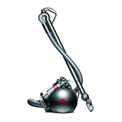 Dyson - Cinetic Big Ball Bagless Canister Vacuum - Iron /