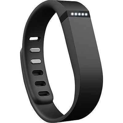 Fitbit Flex Activity + Sleep Wristband Tracker Black New In Box!