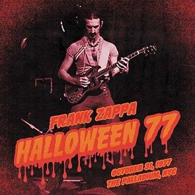 FRANK ZAPPA - HALLOWEEN 77 (3CD)  3 CD NEU