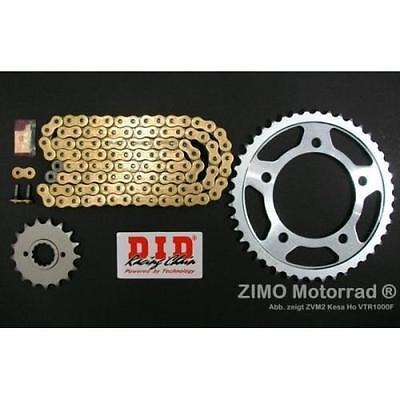 DID Preiswert Kettensatz / Kit Kymco Zing 125  97-01