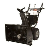 NEW NEVER USED snowblower Aries sno tek TRADE for yamaha yz250