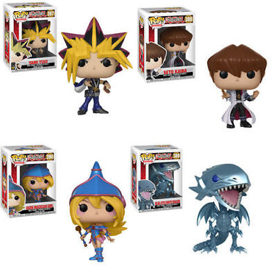 Funko Pop Animation  Yu Gi Oh 27448 50 51 52 Set Of 4 In Stock