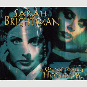 (MCD) SARAH BRIGHTMAN A Question Of Honour - 1995 EastWest Records/Warner Music - <span itemprop=availableAtOrFrom>Jennersdorf, Österreich</span> - (MCD) SARAH BRIGHTMAN A Question Of Honour - 1995 EastWest Records/Warner Music - Jennersdorf, Österreich