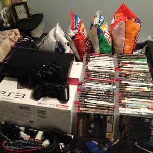 PS3 BUNDLE (NEED SOLD ASAP)