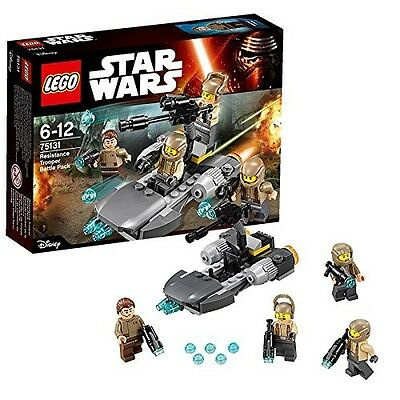 Lego Star Wars Confidential Battle Pack Episode 7 Heroes Figur Bauset Spielzeug