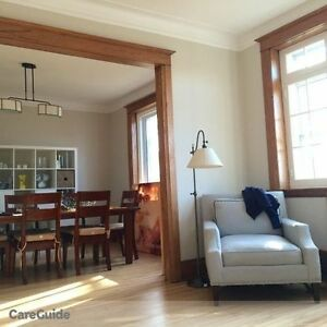 Stable housekeeper job 4x month cleaning apartment in NDG/Westmo