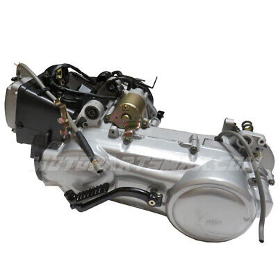 - 150cc Short Case Air cooled GY6 Scooter Engine w/Automatic Transmission