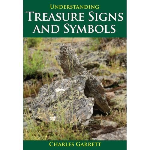 Understanding Treasure Signs and Symbols Book Metal Detecting 1546000