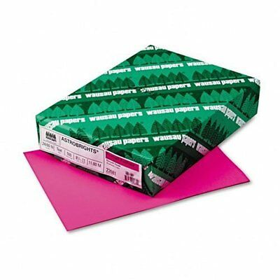 Astrobrights Colored Paper - Letter - 8.50 X 11 - 24 Lb - Smooth - Wau22681