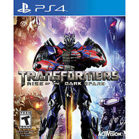 Transformers: Rise of the Dark Spark for PS4