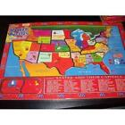 United States Wooden Puzzle